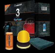 "AUTOSCRUB NANOSKIN 3"" Start Up Kit - MEDIUM Foam Pad Contamination Remover"