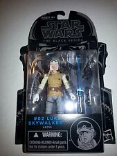 STAR WARS BLACK SERIES: LUKE SKYWALKER (HOTH GEAR) - #02