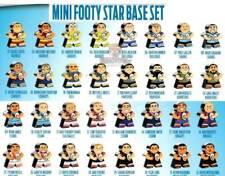 2018 TLA NRL Xtreme Complete Full 32 Mini Footy Stars Figurine Base Set and Bag