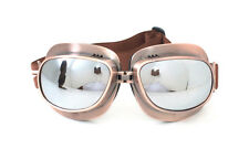 New CRG Vintage Bike Aviator Pilot Motorcycle Cruiser Scooter Goggles T04 T04NS