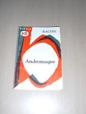 ANDROMAQUE Racine
