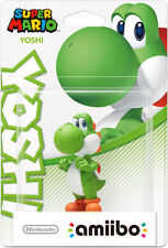 Yoshi amiibo - Super Mario Collection (Nintendo Wii U/3DS) - 1st Class Delivery