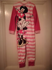 Minnie Mouse All-In-One Sleepsuit 7-8 Years