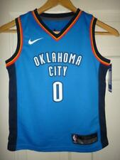 ad76f216cc9 Preschool Nike Russell Westbrook Oklahoma City Thunder Blue Replica Jersey