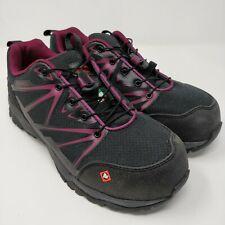 Merrell Work Full Bench CTCP Women's Size 9M Black Work Shoes J16442