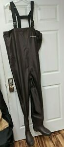 Field & Stream womens Chest Waders w/boots sz. 12 new cond Free Ship Charity