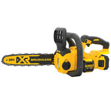 DeWALT DCCS620P1 20-Volt MAX 12-Inch 5Ah Cordless Lithium-Ion Chainsaw Kit
