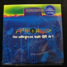 Aphrohead - Thee Underground Made Me Do It 2 LP New Sealed CLB 107 Chicago House