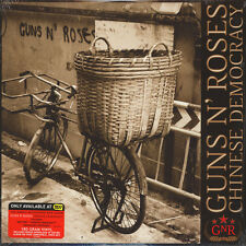 Guns N Roses-Chinese Democracy (vinile 2lp - 2008-US-REISSUE)