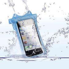 WP-i10 Unterwassertasche für MP3-Player Handy und iPhone 3G/4/4S & iPod - blau