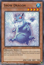 ABYR EN094 1ST ED  3X SNOW DRAGON COMMON CARDS