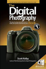 Digital Photography Book, Scott Kelby, Very Good Book