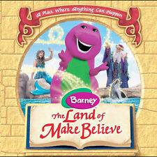 Land of Make Believe Barney Audio CD