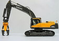 WSI CONRAD NZG 812 VOLVO EC460CLD Excavator Crusher COLLECTORS EDITION 1:50 NEW