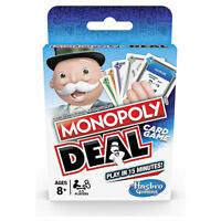Monopoly Deal - Play this Card Game in as little as 15 minutes!