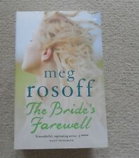 4 Meg Rosoff Books:How I Live Now, What I Was, Just in Case, The Brie's Farewell