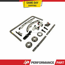 Timing Chain Kit for 07-15 Ford Edge Taurus Lincoln  Mkz V6 3.5 3.7L Duratec