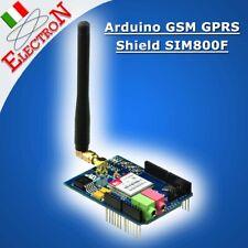 Arduino GSM GPRS Shield SIM800F SIMCOM Quad-Band 850/900/1800/1900 MHz ex SIM900
