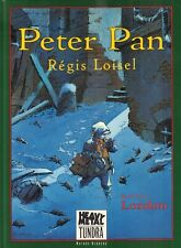 PETER PAN BOOK ONE - LONDON -  Loisel