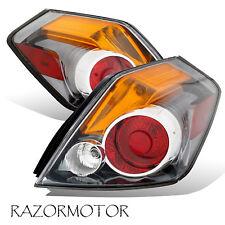2007-2012  Replacement Tail light For Nissan Altima Sedan 4 Door (Pair) w/Bulb