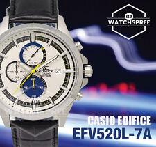Casio Edifice Chronograph Watch EFV520L-7A