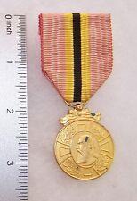 Belgium Leopold Anniversary Medal