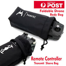 Waterproof Foldable Drone Body+Remote Controller Transmit Sleeve Bag 4 Mavic Pro
