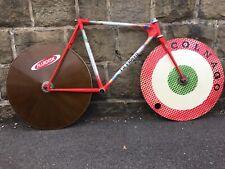 Colnago Del Tongo 650c Disc Wheel Pista/track