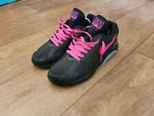 Nike Air Max 180 Negro y Rosa, Reino Unido 8.5