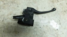 91 BMW K75 RT K 75 K75rt front brake perch mount and lever