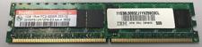 Hynix/IBM 1GB PC2-3200 ECC Registered DIMM HYMP512R72P4-E3, 73P2870 memory