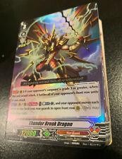 Cardfight Vanguard Narukami Standard Deck - Thunder Break Dragon