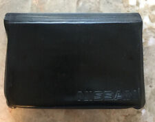 nissan owner manual books case, cover