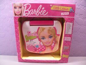 Oregon Scientific Barbie Little Learner Computer BJ68-11 New Sealed Package