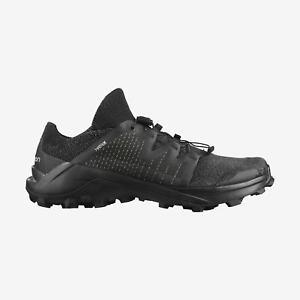 Salomon Cross Pro Men's Trail Running Shoes, Black
