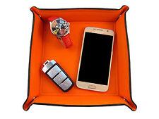 48h Lieferung! Taschenleerer Schlüsselablage Schmuckablage # Schwarz & Orange