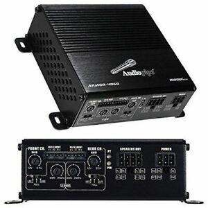Audiopipe Micro 4 Channel 1000 Watt  Amp APMCRO-4060