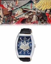 Frank Miura Men's Watch Toyotomi Hideyoshi Sengoku Warlords Japan with Tracking