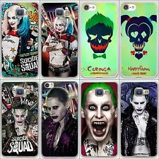 Harley Quinn Joker Jared Leto Margot Robbie Suicide Squad DC Comics Case phone