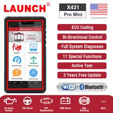 LAUNCH X431 Pro Mini V Car OBD2 Diagnostic Scan Tool Bidirectional Scanner 2020