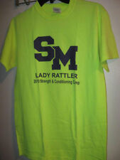 San Marcos LADY RATTLER 2010 tshirt SHIRT Small strength conditioning camp used
