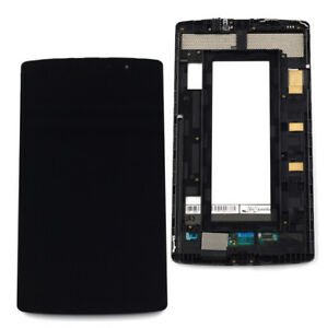 """OEM For LG G PAD X 8.3"""" VK815 VK-815 LCD Touch Screen Digitizer Assembly + Frame"""
