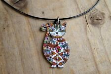 Funny Colorful Cat Choker Necklace *Cat jewellery* Animal jewellery