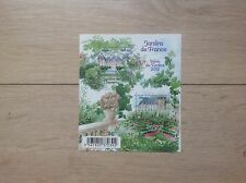 Feuillet n° 4581 : Salon du timbre 2012 - Jardins de Cheverny-neuf