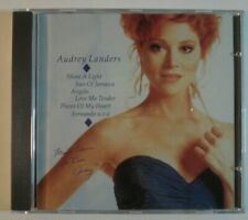 CD - Audrey Landers - Meine Träume Für Dich - WEA