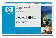 NEW GENUINE SEALED HP TONER C9720A 641A BLACK CARTRIDGE LASER JET 4600 4610 4650