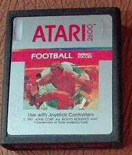 41731 Atari 2600 - RealSports Football - cx2667 - Retrogaming - 1987