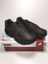 New Balance Mens Size 8 MW840 Brown Walking Athletic Sneaker Running Shoe