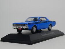 ixo 1:43 Dodge Polara RT 1974 Diecast model car