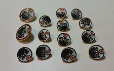 14 Oilers Hockey Hat Team Lapel Metal NEW Pin #28